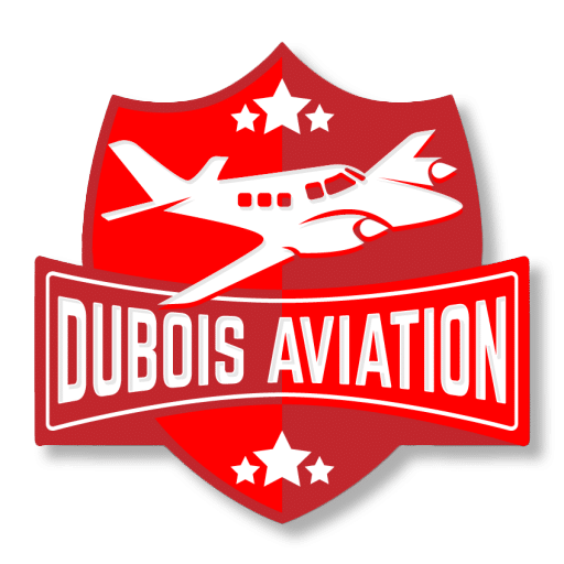 Dubois Aviation Logo