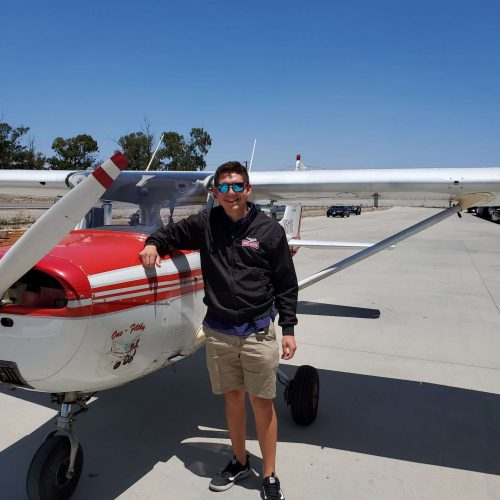 Carson Flight instructor